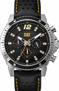 Men's CAT Caterpillar Carbon Blade Chronograph Watch CB14934137