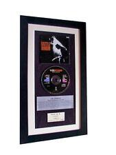 U2 Rattle & Hum CLASSIC CD Album GALLERY QUALITY FRAMED+EXPRESS GLOBAL SHIP