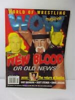 World of Wrestling WOW Magazine New Blood or Old News?