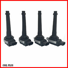 4x Ignition Coil for Nissan Tiida SC11 Tiida C11 1.8L X-Trail 2.0L MR18DE MR20DE
