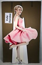 Kylie Minogue Rare Official 'At Home' Promotional Shop Display Lifesize Standee