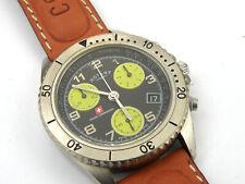 Rotary Mens 10311 Swiss Commando Chrono ETA 251.272 Watch - 100m
