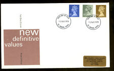 GB Definitives FDC, 15th Aug 1979, St. Albans FDI #C1096