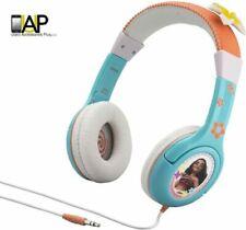 DISNEY MOANA HEADPHONES PARENTAL CONTROL VOLUME LIMITER