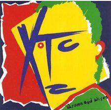 Drums & Wires - Xtc (2014, CD NUEVO)