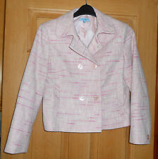 Petite Cotton Blend Button Coats & Jackets for Women