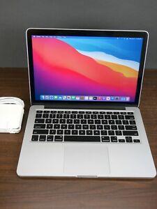 """Apple MacBook Pro 13"""" Retina / 2.4Ghz Core i5 / 16GB RAM / 256GB SSD + Warranty"""