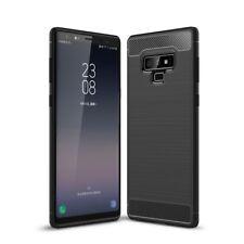 Coverkingz Samsung Galaxy Note 9 Funda de Móvil Premium Elegante Carbonfarben