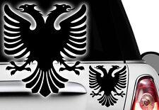 1x Albania Aufkleber Sticker Shqipëria Albanien kosovo Bosnien Mazedonienv xxx