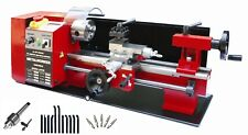 "Sieg C3 -14""x7"" (350x180mm)  Metal Lathe W/ Auto-Feed & Speed DRO and Tool Kit"