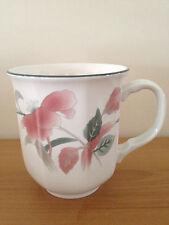 """MIKASA """"SILK FLOWERS"""" COFFEE MUG ~ VERY RARE ~ F3003"""