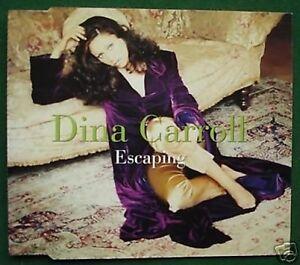 Dina Carroll Escaping CD Single