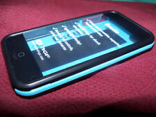 NEW AGF OEM BLACK/BLUE BEETLE CASE  FOR IPHONE 4 4G