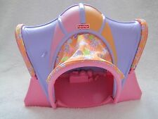 New FISHER PRICE Loving Family Dollhouse CAMPING TENT Campground Camp Fun Pretty