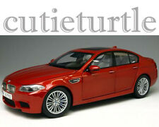 Paragon Models 2012 BMW M5 F10M SEDAN 1:18 Diecast Sakhir Orange 97013