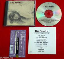 THE SMITHS - This Charming Man -Rare WEA 10 Track Japanese CD w/Obi +Lyrics