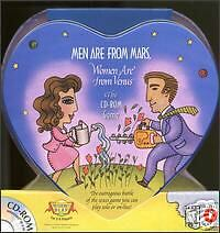 MEN ARE FROM MARS, WOMEN ARE FROM VENUS CD ROM GAME