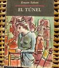 Ernesto Sabato, El túnel, Emecé Editores, año 1951, Segunda edición, Libro usado
