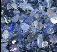 Lot 100 cts  Blue Fancy Sapphires Gemstone Natural Rough Heated Loose
