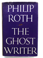Philip Roth -The Ghost Writer- First Edition First Printing Hardcover Dustjacket