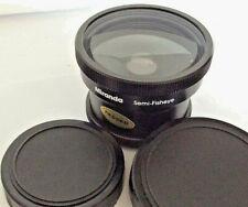 Miranda Semi Fish Eye Adaptor Camera Lens