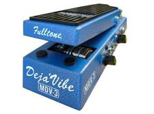 Fulltone CS-MDV-3 Custom Shop Mini DejaVibe 3 Guitar Effects Pedal