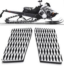"SledTredâ""¢ Snowmobile Console Knee Pads Polaris 2011/2020 Rmk/Pro/Khaos/Axys"