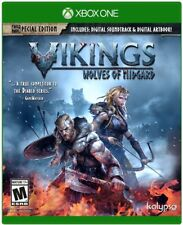 Wikinger: Wolves of Midgard (Microsoft Xbox One, 2017)