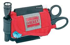 MERET PPE FIRE RED PROPACK EMT EMS AMBULANCE TRAUMA BAG FIRE BAG-FREE SHIP