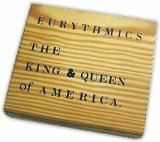 Eurythmics King and queen of America (plus 2 live tracks & 'See no e.. [Maxi-CD]