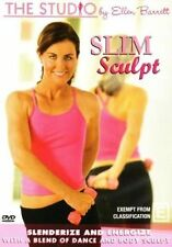 Studio by Ellen Barrett The - Slim Sculpt DVD R4