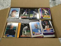 1980s and 1990s Huge Lot * Approximately 2,500 Random Cards