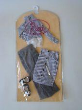 Horsman Rini Casual Set Outfit Smart Mix & Match Shirt Skirt Pants Pumps NO DOLL