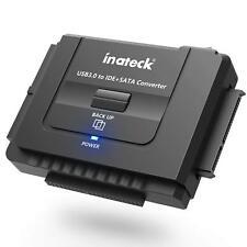 Inateck Universal Usb 3.0 To Ide/Sata Converter Hard Drive Adapter With Power Sw