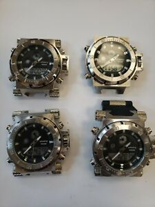 FOUR INFANTRY WR30M SPORT SERIES 2013 WATCHES    NO BANDS