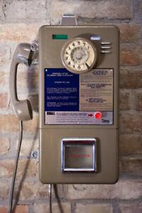 Telefono cabina telefonica sip