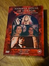 Hammer House of Horror: The Vampire Collection 3 DVD Box Set, Countess Dracula..