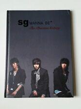 SG Wannabe The Precious History Double CD Photobook 2006 Compilation Album