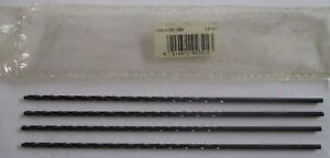 1Stk. HSS-G Bohrer Spiralbohrer DIN 1869  D= 3,5 mm überlang Neu