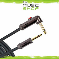Planet Waves 10ft Latching Circuit Breaker Instrument Cable - Angle End AGLRA-10