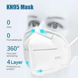 [20pcs] KN95 P2 Mask Respirator Industrial Face Masks N95 Disposable