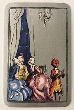 Vintage Swap/Playing Card - NAMED - SCANDAL