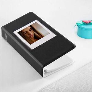 64 Pockets Photo Album Book for Fujifilm Instax Square SQ1 SQ20 SQ10 SQ6 Black