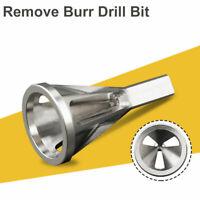 Stainless Steel Deburring External Chamfer Tool Bolt Nut Drill Bit Remove Burr