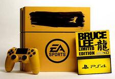 PS4 Bruce Lee Edition-Juego Cubierta de la etiqueta engomada