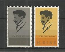 IRELAND 1971 BIRTH CENTENARY OF J.M. SYNGE SG,304-305 U/M NH LOT 3525A