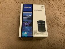 Olympus M.ZUIKO Digital ED 40-150mm f/4-5.6 R Lens - Black