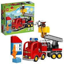 Lego 10592 Duplo Camion de Pompiers Jouet