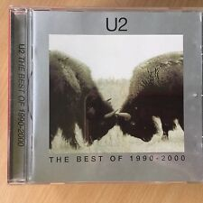 U2 - Best Of 1990-2000 ~ Irish Rock Pop Álbum De Recopilación