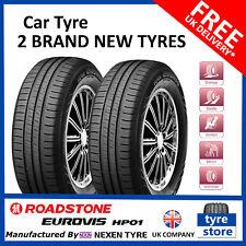 2x New 165 70 14 ROADSTONE EUROVIS HP01 81T 165/70R14 1657014 (2 TYRES)
